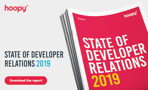 Download the state of dev rel 2019 report