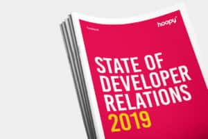State of Developer Relations 2019